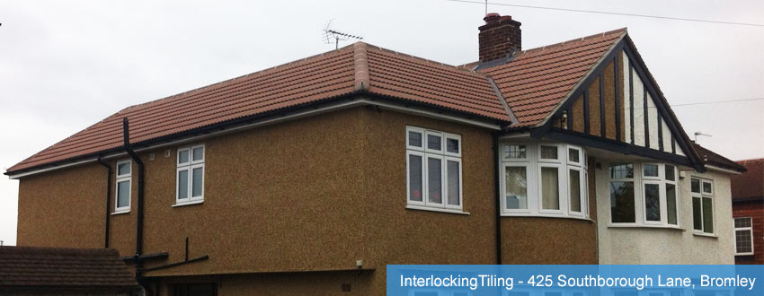 Roof Repairs in Bromley