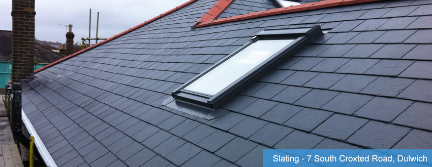 Bromley Roof Repair Services