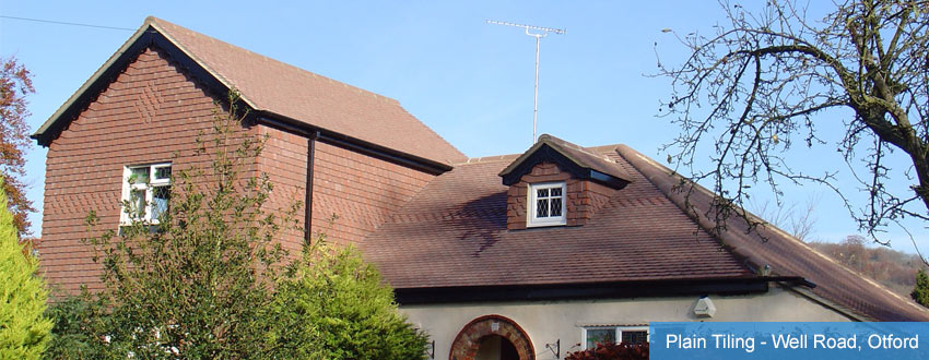 Roofing Services Bromley